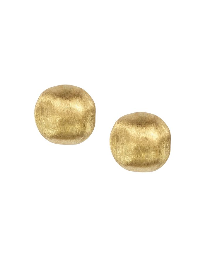 "Marco Bicego - ""Africa"" Large Bead Stud Earrings"