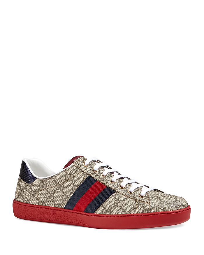 d37413779f2 Gucci - Men s New Ace Sneakers