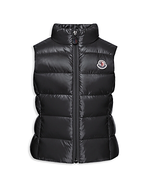 Moncler Girls Ghany Vest  Big Kid