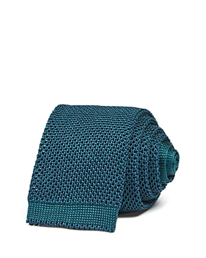 Thomas Pink Gregory Texture Knit Skinny Tie - 100% Exclusive