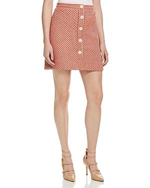 Maje June Tweed Skirt - 100% Exclusive