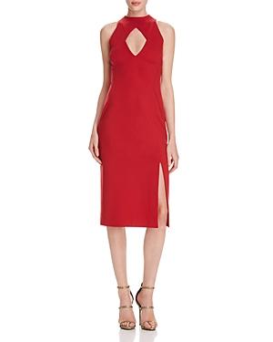 N Nicholas Diamond Cutout Dress - 100% Exclusive