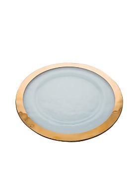 Annieglass - Service Plate