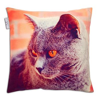 "Madura - Barnie 3 Decorative Pillow Cover, 16"" x 16"""