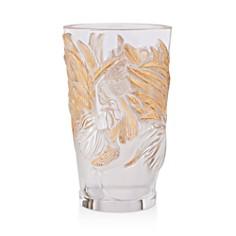 Lalique Rooster Vase - Bloomingdale's_0