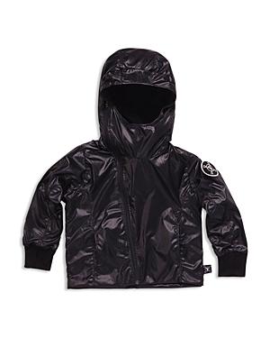 Nununu Boys' Hooded Nylon Jacket - Little Kid, Big Kid