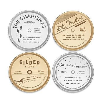 kate spade new york - Two of a Kind Coasters, Set of 4