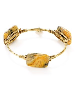 Bourbon & Boweties Agate Bangle