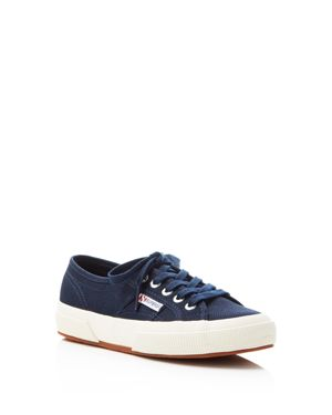 Superga Unisex Classic Lace Up Sneakers - Toddler, Little Kid