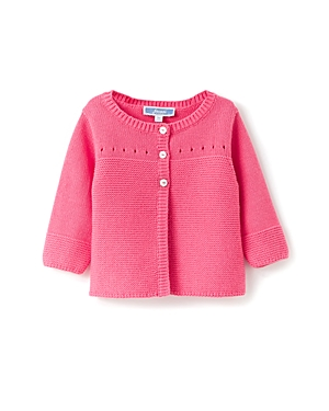 Jacadi Infant Girls' Textured Cardigan - Sizes 1-12 Months
