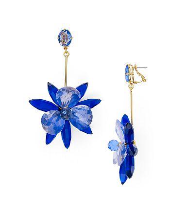 kate spade new york - Blooming Brilliant Drop Earrings
