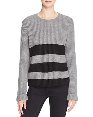 Equipment Carson Striped Sweater