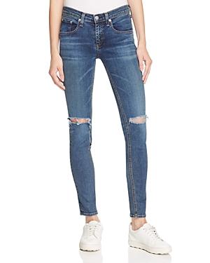rag & bone/Jean Skinny Jeans in Vashon