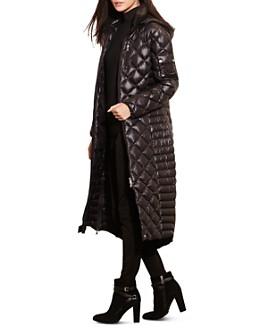 Ralph Lauren - Packable Quilted Maxi Coat