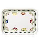 "Villeroy & Boch French Garden Baking Rectangular 14"" Serving Plate/Lid"