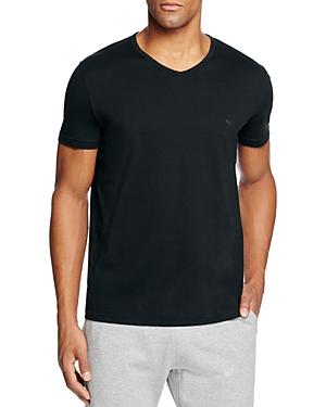 Pure Cotton V-Neck T-Shirts