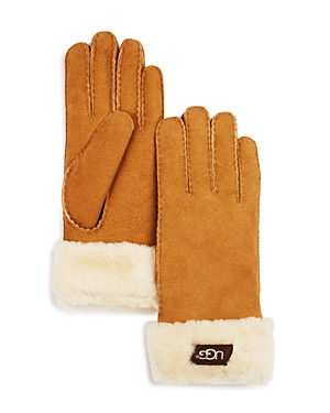 Ugg Australia Turn Cuff Gloves at Bloomingdale's