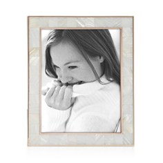 "Reed & Barton Mother of Pearl Frame, 8"" x 10"" - Bloomingdale's_0"