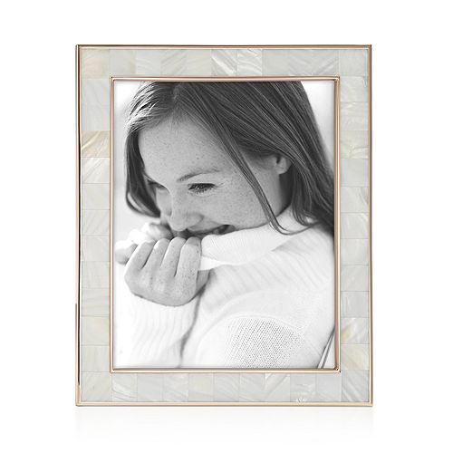 Reed Barton Mother Of Pearl Frame 8 X 10 Bloomingdales