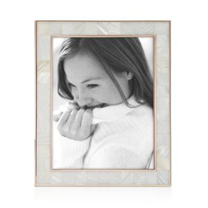 Reed & Barton Mother of Pearl Frame, 8 x 10