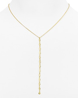 Argento Vivo - Carmen Disc Y Necklace, 15.5""