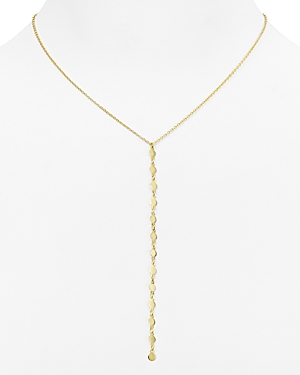 Argento Vivo Carmen Disc Y Necklace, 15.5