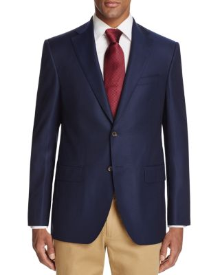 JACK VICTOR BASIC CLASSIC FIT SPORT COAT