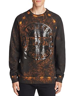 Prps Goods & Co. Multiplex Graphic Sweatshirt