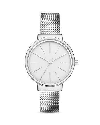 Skagen - Ancher Mesh Bracelet Watch, 30mm