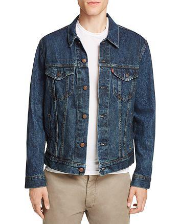 Levi's - Sequoia King Denim Trucker Jacket