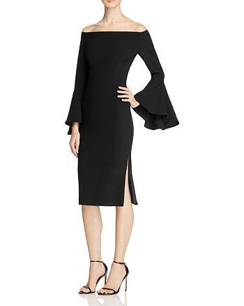 Bardot - Solange Off-the-Shoulder Dress
