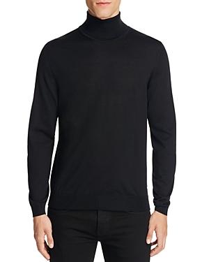 Boss Wool Turtleneck Sweater