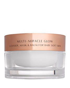 Charlotte Tilbury - Multi-Miracle Glow Cleanser, Mask & Balm for Baby Soft Skin 3.3 oz.