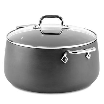 Hard Anodized Nonstick 4-Quart Soup Pot