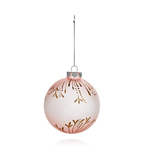 Bloomingdale's Pink Glass Ball Ornament - 100% Exclusive
