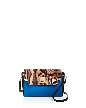 Mcm Milla Animal Print Clutch