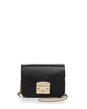2bdcfe7b54 Furla - Metropolis Mini Leather Crossbody ...