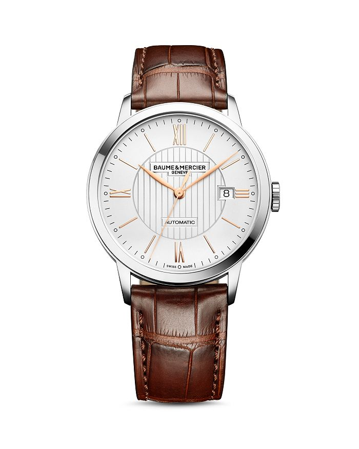 Baume & Mercier - Classima Automatic Watch, 40mm