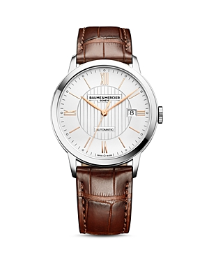 Baume & Mercier Classima Automatic Watch, 40mm