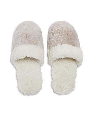 Natori Sherpa Slippers
