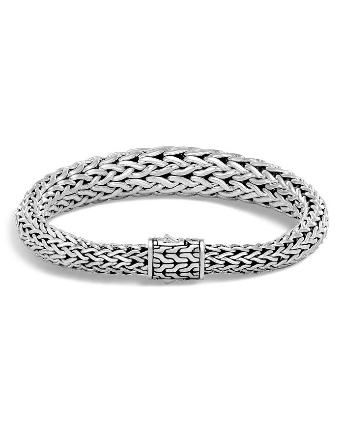 John Hardy Sterling Silver Classic Chain Graduated Bracelet