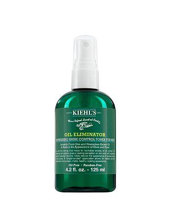 Kiehl's Since 1851 - Oil Eliminator Refreshing Shine Control Toner 4.2 oz.