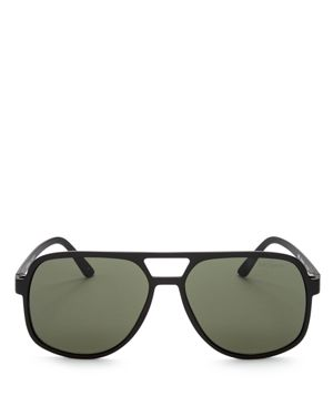 Le Specs Cousteau Aviator Sunglasses, 58mm