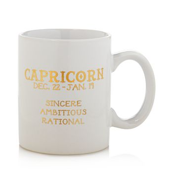 Sparrow & Wren - Zodiac Mug - 100% Exclusive