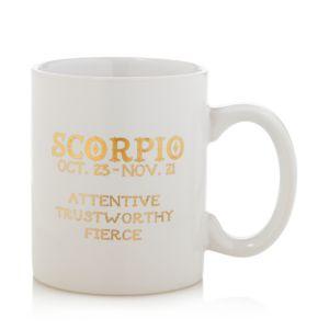 Sparrow & Wren Zodiac Mug - 100% Exclusive