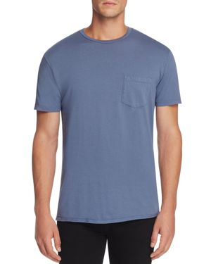 M Singer Cotton Pocket Tee