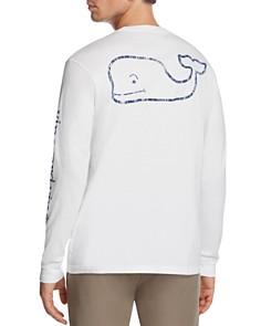 Vineyard Vines - Whale Graphic Long Sleeve Pocket Tee