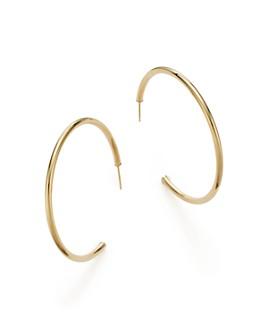 Bloomingdale's - 14K Yellow Gold Hoop Earrings - 100% Exclusive