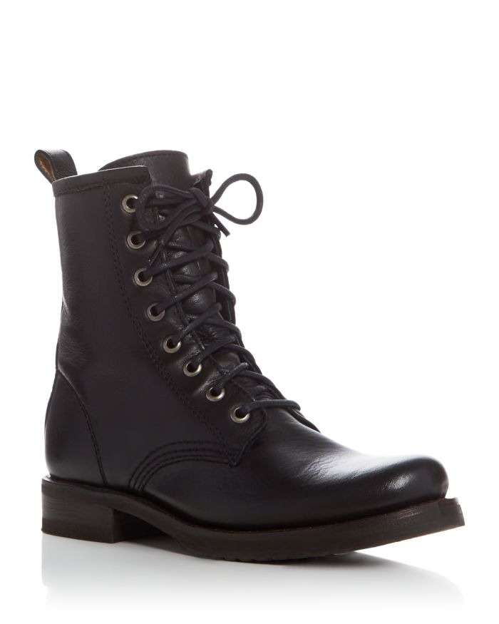 Frye Veronica Lace Up Combat Boots  | Bloomingdale's