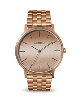 Nixon - Porter Bracelet Watch, 40mm